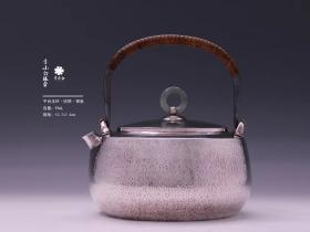 李小白银壶纯银平台玉环