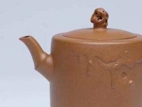 汤宣武紫砂壶作品洞的世界