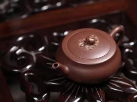 汤宣武紫砂壶作品陶的古都