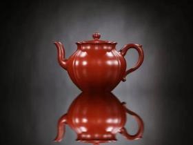 范泽锋禅墩·楚辞紫砂壶作品