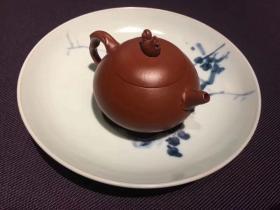 汤宣武紫砂壶作品大吉大利