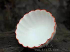 台湾溪陶坊铁胎汝器,养出来开片的茶器