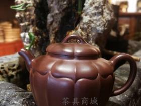 范君华紫砂壶作品合菱