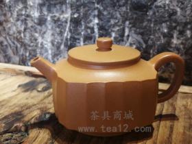 汤宣武紫砂壶作品可馨