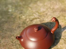 陈宗宝紫砂壶作品旺财