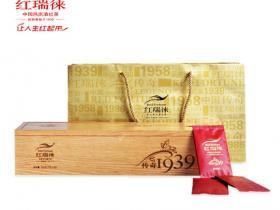 红茶红瑞徕传奇1939凤庆滇红茶