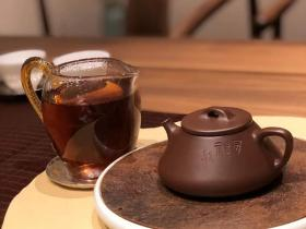 陈年普洱茶口感滋味