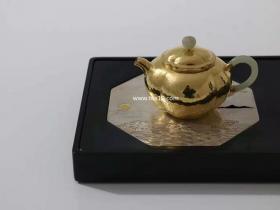 金壶如意花瓣泡茶金壶价格