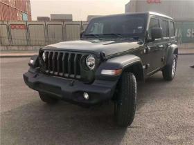 jeep牧马人四门硬顶报价21款