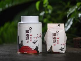 醉春秋如期普洱茶熟茶散茶2021