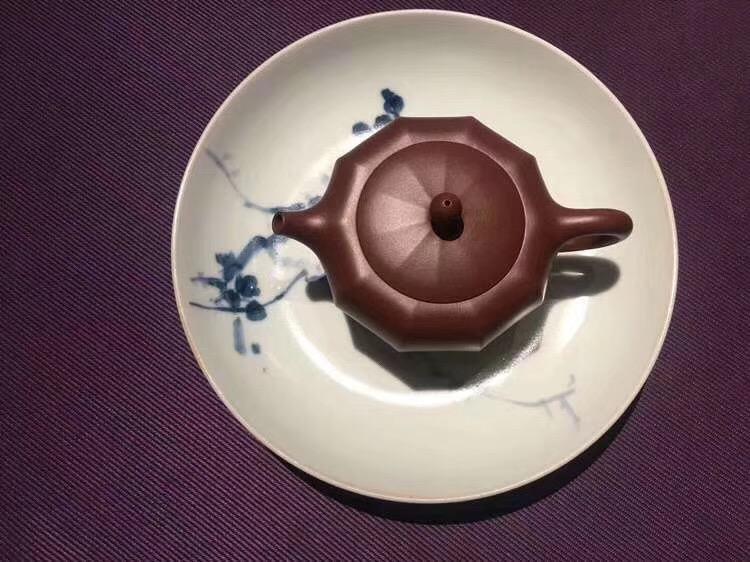 汤宣武紫砂壶秀菱