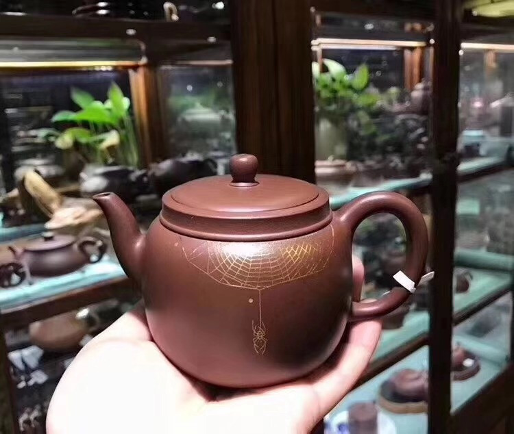 汤宣武美壶实拍