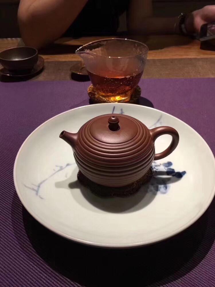 汤宣武紫砂壶:匠心浸润