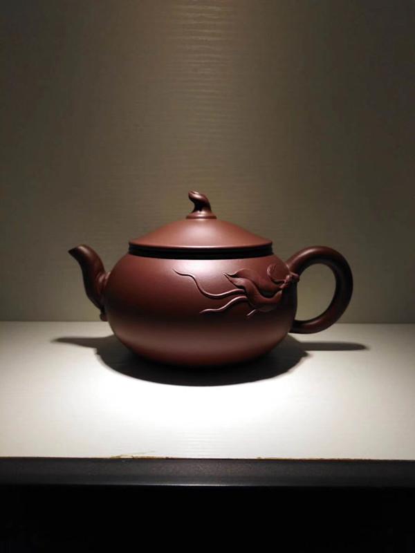 徐飞紫砂壶作品集