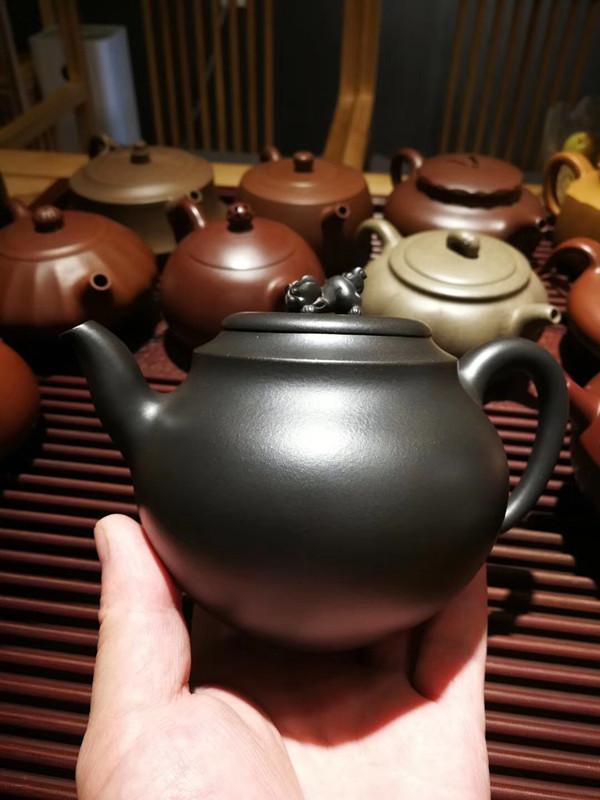 徐飞紫砂壶作品·思道
