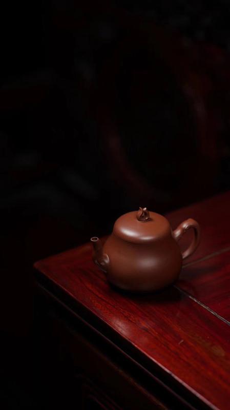 汤宣武紫砂壶·茶的绿洲