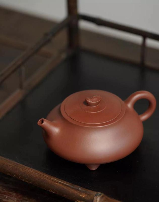 徐飞紫砂壶禅茗