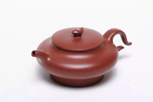 汤宣武紫砂壶作品风逸