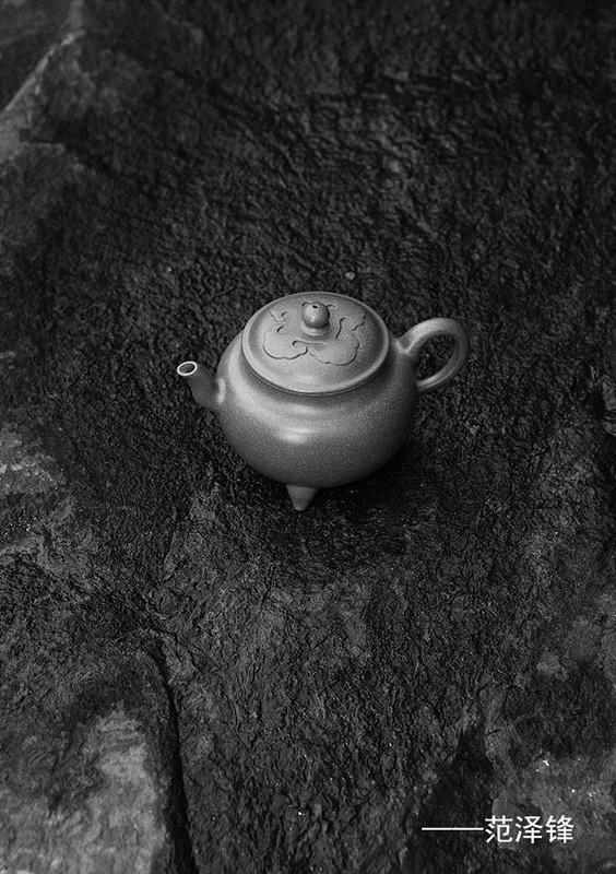 范泽锋紫砂作品《大彬如意》