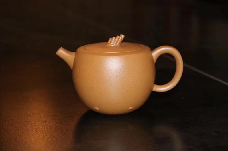 汤宣武新品紫砂壶