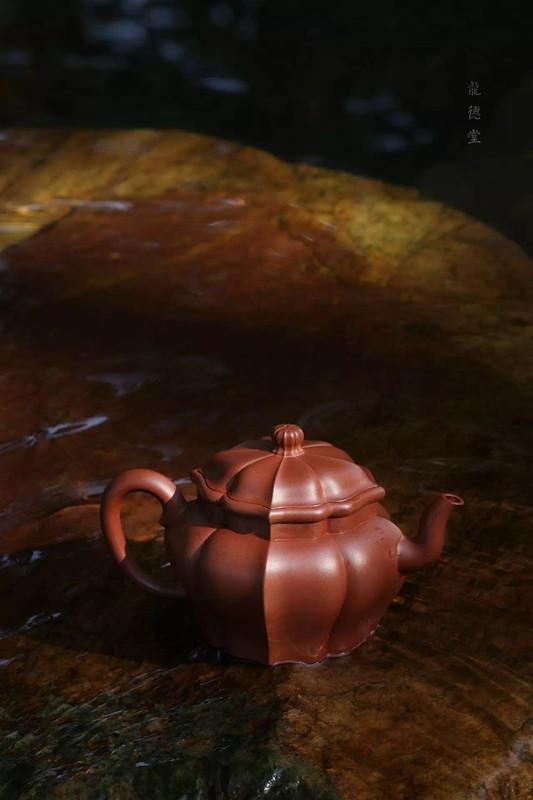 范泽锋紫砂壶作品《禅墩·唯畅》