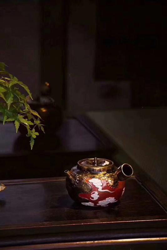 范年丰作品视频赏析煮茶泡茶煮水神器