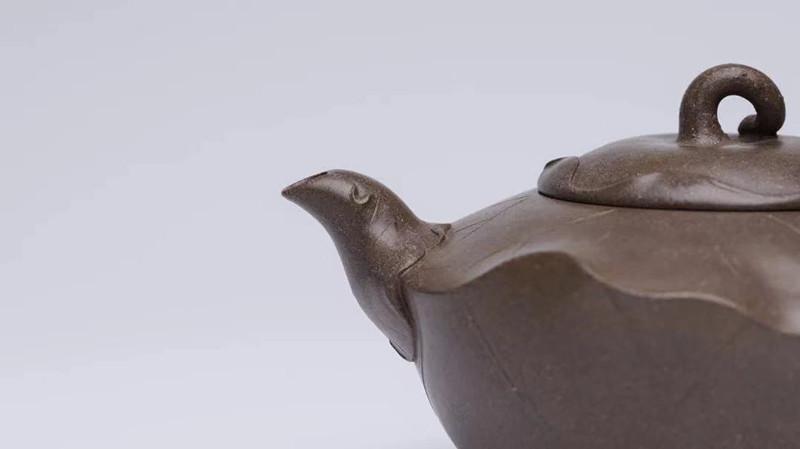 徐飞紫砂壶作品和合
