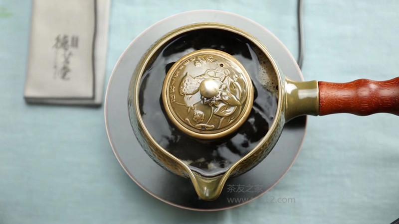 煮茶的季节不能没有你晓宇茶器