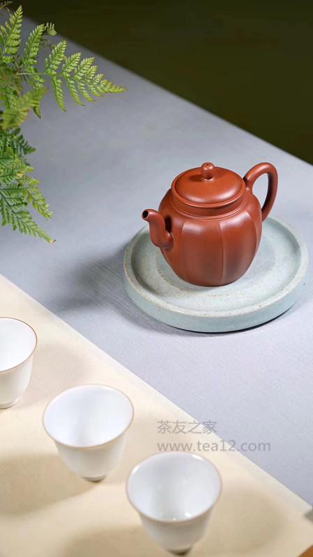 汤宣武紫砂壶作品馨菡