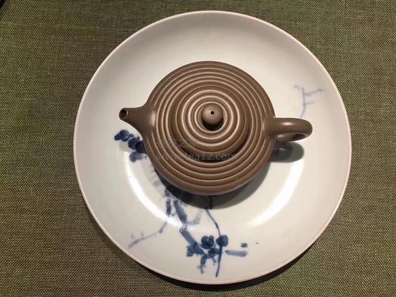 汤宣武紫砂壶作品胡茄十八拍