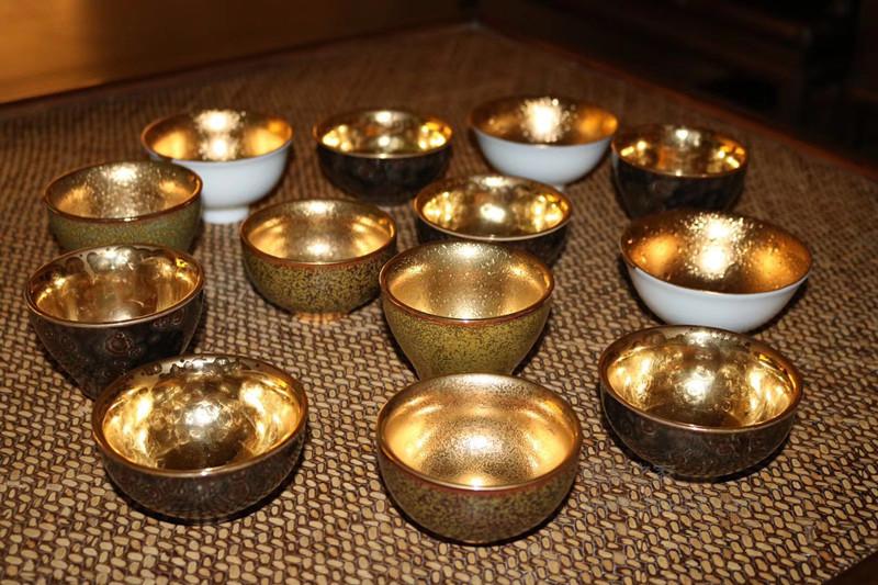 台湾晓宇茶器金杯