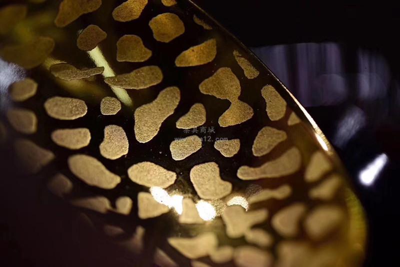 客户实拍范泽锋星月盏建盏太美了