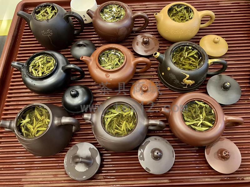 养紫砂壶用什么茶叶好