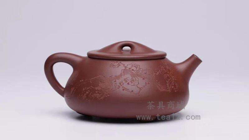 范泽锋紫砂壶作品景舟石瓢