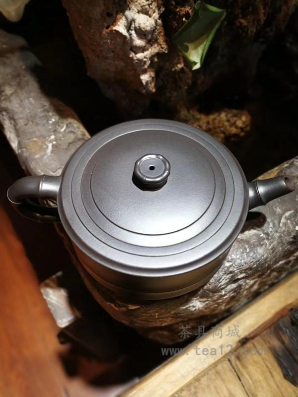 徐飞紫砂壶作品知节