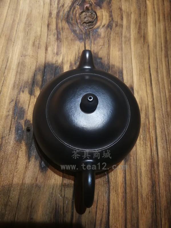 范君华紫砂壶作品高亮黑系列