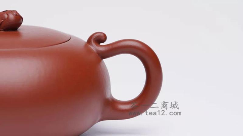 汤宣武紫砂壶作品诸事吉祥