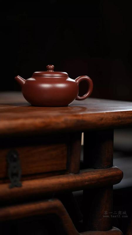 汤宣武紫砂壶作品皆大欢喜