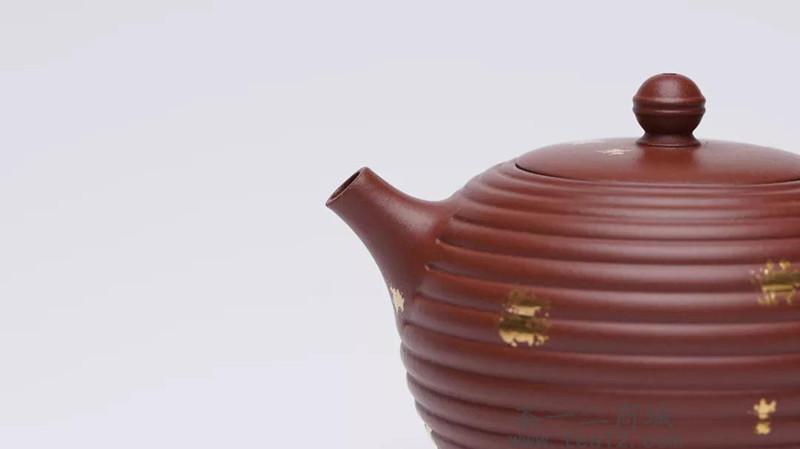 汤宣武紫砂壶作品思逸
