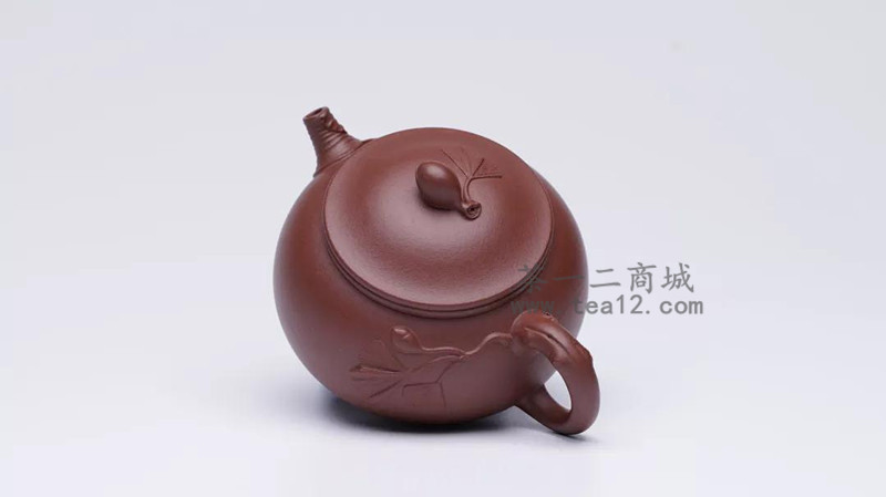 徐飞紫砂壶作品银香