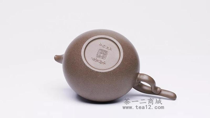 汤宣武紫砂壶作品瑞凤