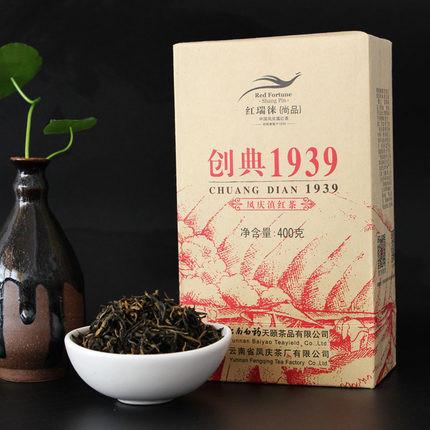 红瑞徕·创典1939凤庆滇红工夫红茶价格