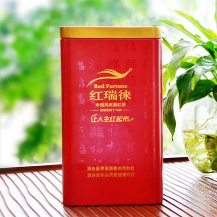 红瑞徕·福满凤庆滇红工夫红茶价格