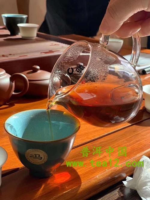 普洱茶号级茶同兴号