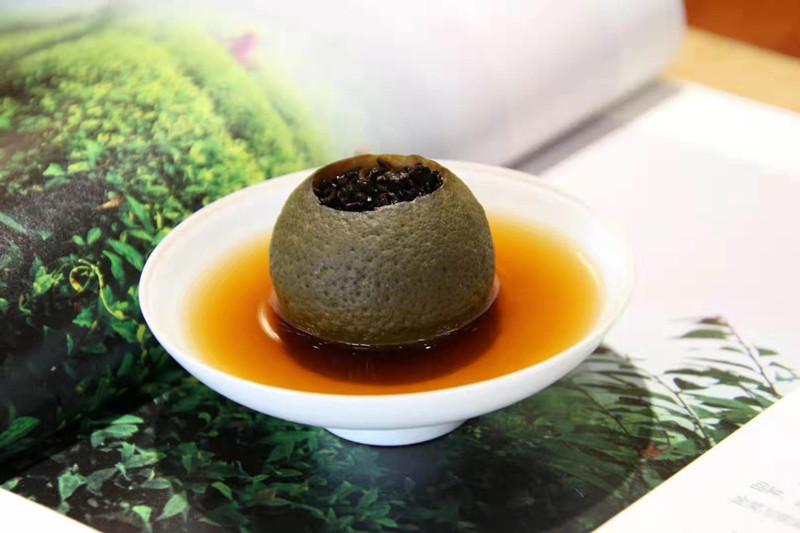 小青柑是什么茶