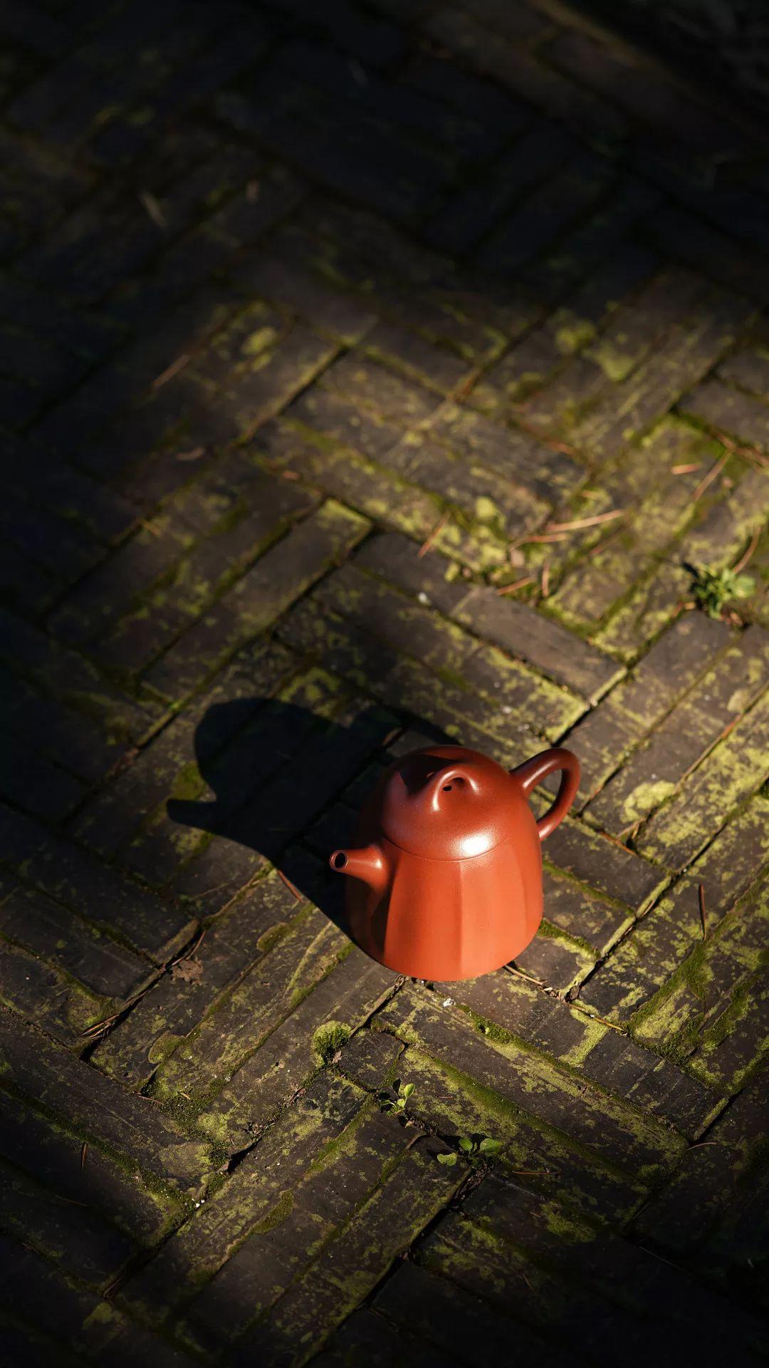 汤宣武紫砂壶作品井栏