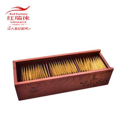 红茶红瑞徕传奇1986凤庆滇红茶