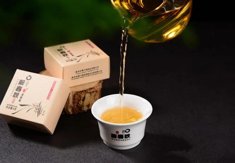 醉春秋·老班章普洱茶散茶(生茶)