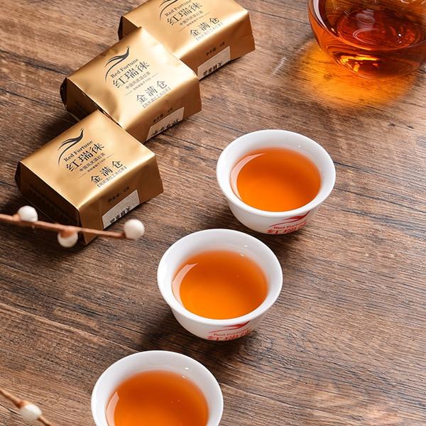 滇红茶红瑞徕金满仓场景分享
