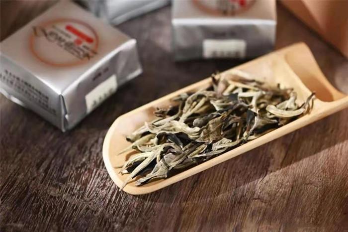 白茶,慕雪金辉,渐暖人心